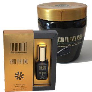 Coffret Duo Parfum et Masque Elixir
