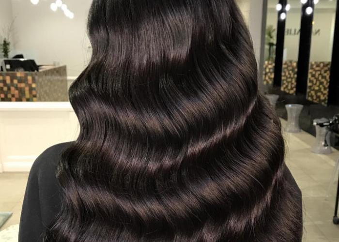 beach wave matériel de coiffure