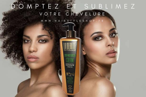 Crème Curl La Beauté Hair Professionals