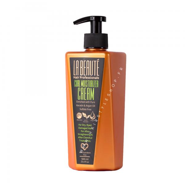 Crème Curl Moisturizer La Beauté Hair Professionals
