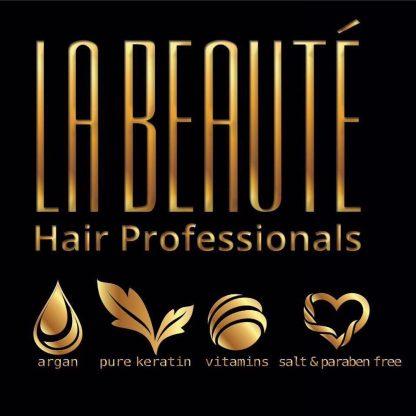 Masque et Shampoing Intensive La Beauté Hair Professionals.