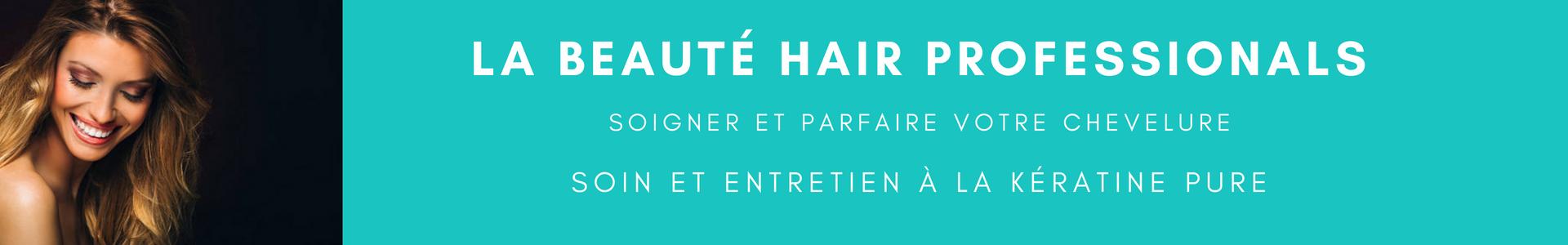 la beauté hair professionals distributeur officiel hairstyleshop