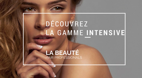la beauté hair professionals gamme intensive kératine pure et argan