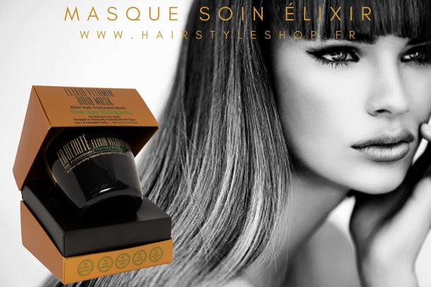 Masque Élixir La Beauté Hair Professionals