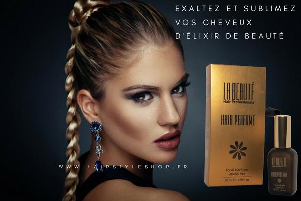Parfum Élixir La Beauté Hair Professionals