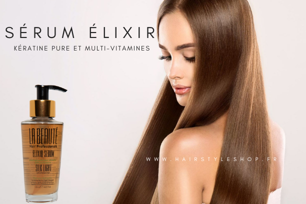 Sérum Élixir La Beauté Hair Professionals
