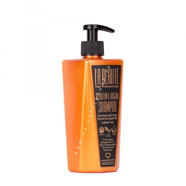 Shampoing Intensive La Beauté Hair Professionals