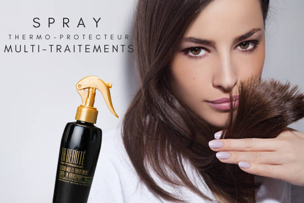Spray Thermo-Protecteur Multi-traitements,La Beauté Hair Professionals