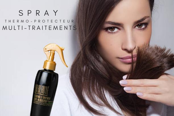 Spray Thermo-Protecteur Multi-traitements,La Beauté Hair Professionals