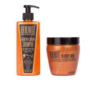 Masque et Shampoing Intensive La Beauté Hair Professionals