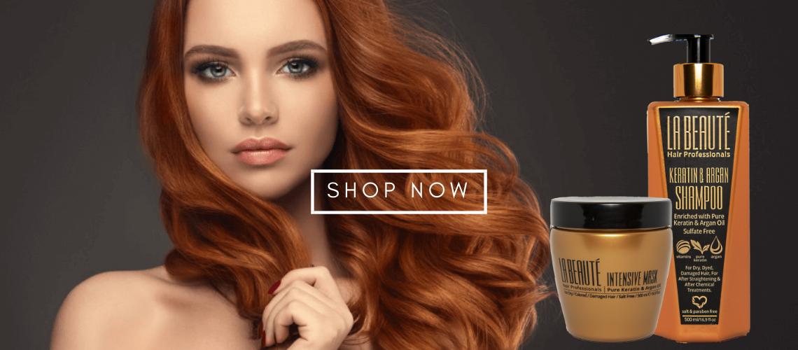 intensive shampoing et masque la beaute hair professionals